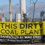 dirty coal plant